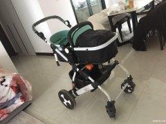 婴幼儿小推车