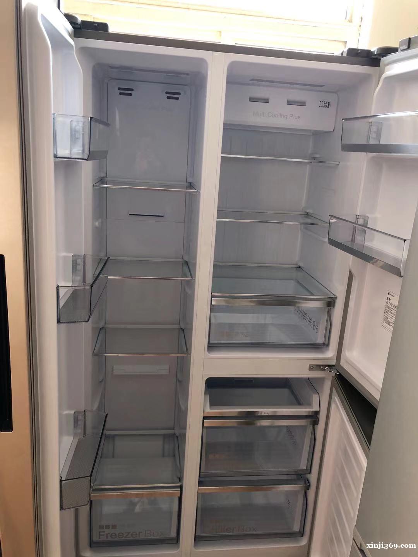 以旧换新冰箱